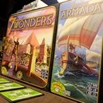 [18/04/2020] 7 Wonders – Armada