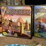 [19/04/2020] 7 Wonders – Armada