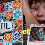 [25/08/2020] Azul X 2, Decktective – Les Yeux du Fantôme