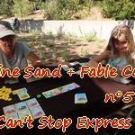 [05/08/2020] Fine Sand, Can't Stop Express X 2