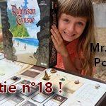 [31/07/2020] Robinson Crusoé – Dans la Jungle, Mr Jack Pocket X 2