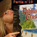 [19/09/2020] Robinson Crusoé – L'Île au Trésor junior