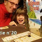 [27/09/2020] Robinson Crusoé – Les Robinsons