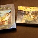 [24/10/2020] Carpe Diem + extension, Rome & Roll