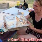 [12/08/2021] Euphrat & Tigris, Can't Stop Express